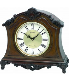 Rhythm CRH170NR06 SIP Wooden Table Clocks