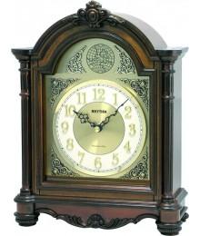 Rhythm CRH167NR06 SIP Wooden Table Clocks