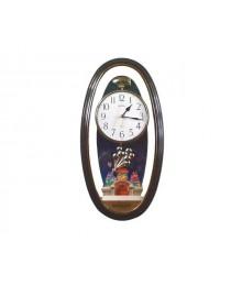 Rhythm 4MP694-R02 Wall Clocks Decoration