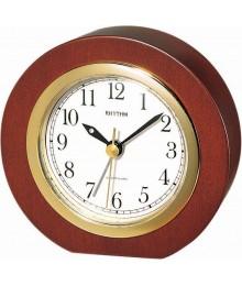 Rhythm CRE204NR06 Wooden Table Clocks