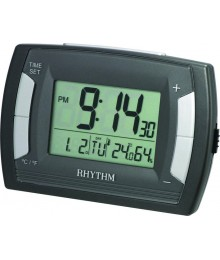Rhythm LCT036-R19 LCD Clocks