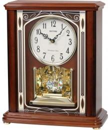 Rhythm CRH226NR06 Reloj Sobremesa Decorativo