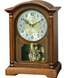 Rhythm CRH250NR06 Reloj Sobremesa Caja Madera