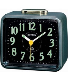 Rhythm 4RA457WR08 Basic Bell Alarm Clocks