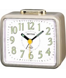 Rhythm 4RA457WR18 Basic Bell Alarm Clocks