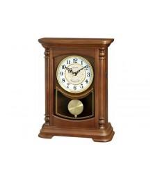 Rhythm CRJ755NR06 Reloj Sobremesa Madera