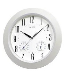 Rhythm CFG712NR03 Reloj Pared Decorativo