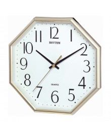 Rhythm CMG725BR18 Reloj Pared Decorativo
