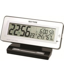 Rhythm LCT049NR02 LCD Clocks