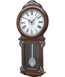 Rhythm CMJ380CR06 Wall Clocks Classic