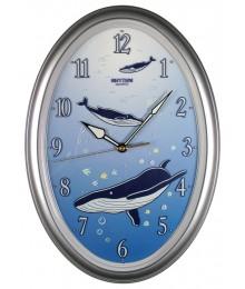 Rhythm 4KG680WR19 Wall Clocks Decoration