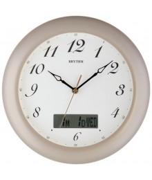 Rhythm CFG701NR18 Wall Clocks Decoration