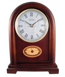 Rhythm CRH413NR06 Wood Table Clock