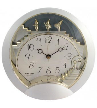 Rhythm 4SG658-R34 Decoration Table Clock