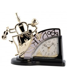 Rhythm 4RP722-R02 Decoration Table Clock