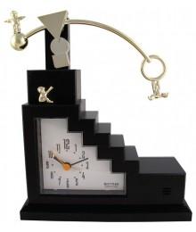 Rhythm 4RP711-R02 Decoration Table Clock