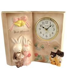 Rhythm 4RM696R05 Decoration Table Clock