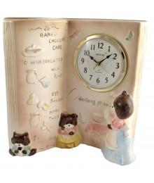 Rhythm 4RM696BR04 Decoration Table Clock