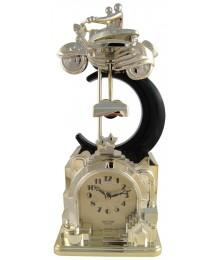 Rhythm 4RP719-R18 Decoracion Table Clock
