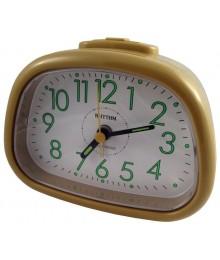 Rhythm CRA101-R38 Bell Alarm Clock