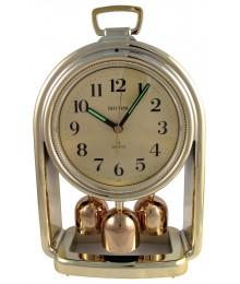 Rhythm 4RF600-R18 Bell Alarm Clock