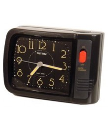 Rhythm 4RA879-R02 Bell Alarm Clock