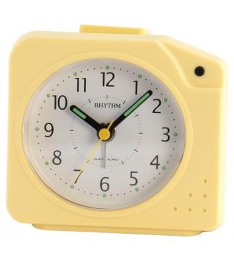 Rhythm 4SE440WR33 Beep Alarm Clock