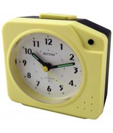 Rhythm 4SE459WR33 Beep Alarm Clock