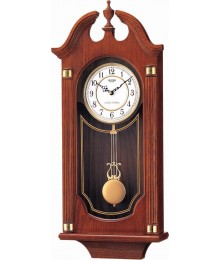 Rhythm CMJ303ER06 Wooden Wall Clocks Chime