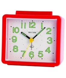 Rhythm 4RA418WR33 Bell Alarm Clock
