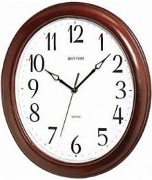 Rhythm CMG271NR06 Wooden Wall Clocks