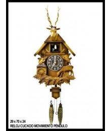 Rhythm 4MJ236BR06 Cuckoo Clocks