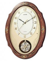 Rhythm CMH722CR06 Wall Clocks Classic