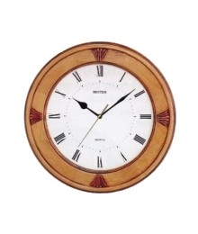 Rhythm CMG833NR95 Wall Clocks Decoration