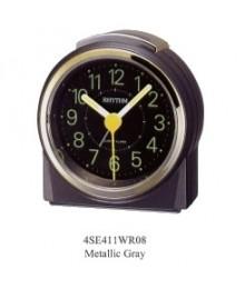 Rhythm 4SE411WR04 Beep Alarm Clock