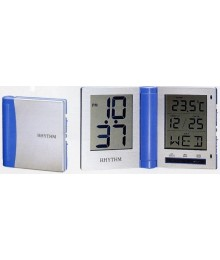 Rhythm LCT013-R03 LCD Clocks