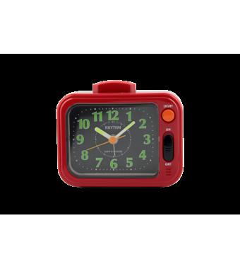 Rhythm 4RA440TA02 Bell Alarm Clock