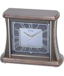 Rhythm CRH170NR06 Wood Table Clock