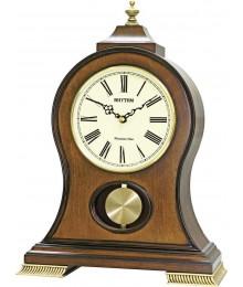 Rhythm CHR111FR06 Wood Table Clock