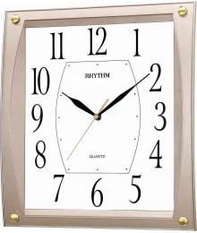 Rhythm CMG893NR18 Basic Wall Clocks